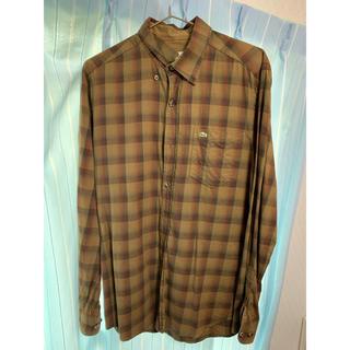 ラコステ(LACOSTE)のラコステ LACOSTE  40 チェックシャツ(シャツ)