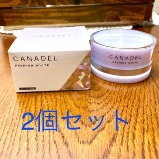 CANADEL カナデル プレミアホワイト オールインワン   2個セット(オールインワン化粧品)