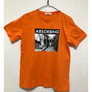 WEGO - WEGO  Tシャツ オレンジ サイズレディースS
