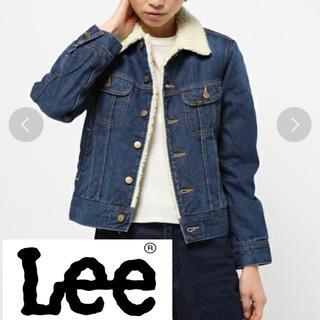 リー(Lee)のLee リー BOA STORM RIDER ボア ストーム ライダー(Gジャン/デニムジャケット)