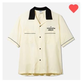 ジーユー(GU)のGU SEVEN NAOTO 直人 片岡直人 コラボ シャツ Tシャツ(シャツ)