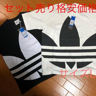 アディダス(adidas)の【新品】アディダスオリジナル Tシャツ(Tシャツ/カットソー(半袖/袖なし))