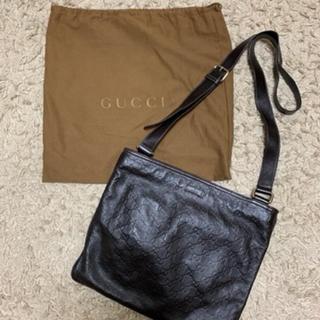 グッチ(Gucci)のGUCCI メンズ ショルダーバッグ メッセンジャーバッグ(ショルダーバッグ)