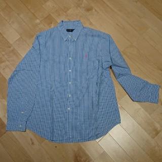 ラルフローレン(Ralph Lauren)のRALPH LAURENボタンダウンシャツ(シャツ)