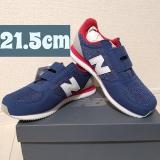 New Balance - 新品★PV220 ネイビーレッド 21.5cm ニューバランス
