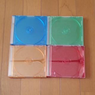 CD空ケース16枚(CD/DVD収納)