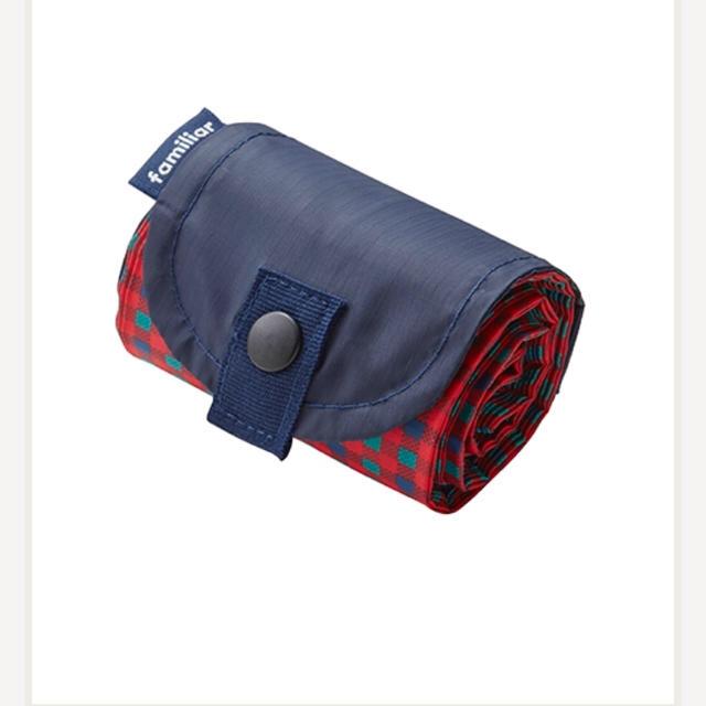 familiar(ファミリア)の★チャレンジ★  ファミリア  エコバッグ レディースのバッグ(エコバッグ)の商品写真
