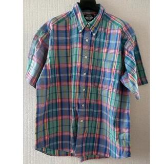 リーバイス(Levi's)のリーバイスDOCKERSボックス柄 チェック柄 半袖シャツ(シャツ)
