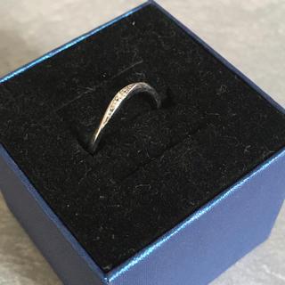 カナルヨンドシー(canal4℃)の4℃ 指輪 ダイヤモンド(リング(指輪))