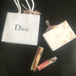 ディオール(Dior)のDior マキシマイザー ピンクサクラ(リップグロス)