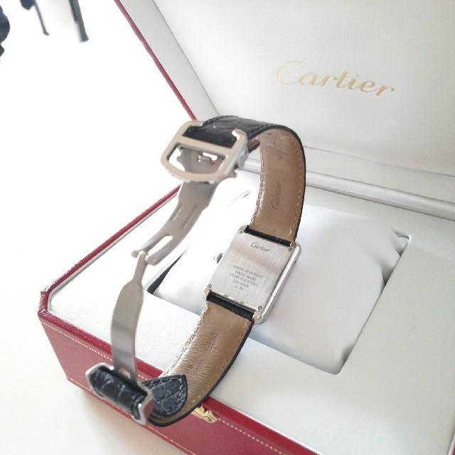 Cartier(カルティエ)のカルティエ タンク ソロ レディースのファッション小物(腕時計)の商品写真