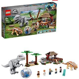 Lego - ゴ (LEGO) ジュラシック・ワールド 75941  おもちゃ