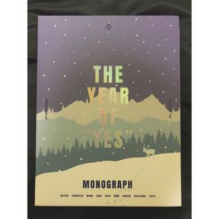 TWICE モノグラフ monograph