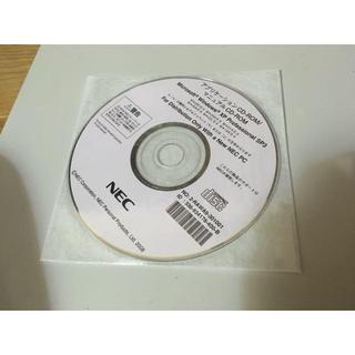 NEC - NEC Windows XP Professional SP3 インストールCD