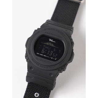 ロンハーマン(Ron Herman)のCasio G-SHOCK Ron Herman GWX-5700 Black(腕時計(デジタル))
