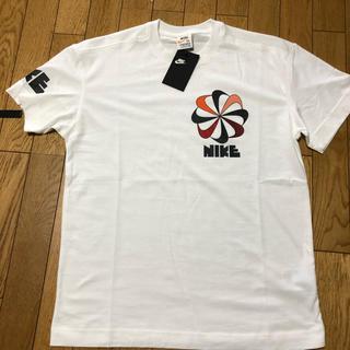 ナイキ(NIKE)のNIKE  風車 ロゴTシャツ M(Tシャツ/カットソー(半袖/袖なし))
