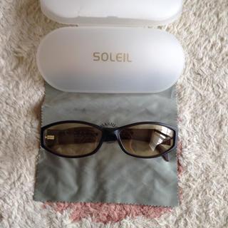 セイコー(SEIKO)の通販生活   SOLEIL   サングラス(サングラス/メガネ)