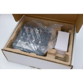 【未使用】CLASSIC PRO  MX-EZ4 アナログミキサー(ミキサー)