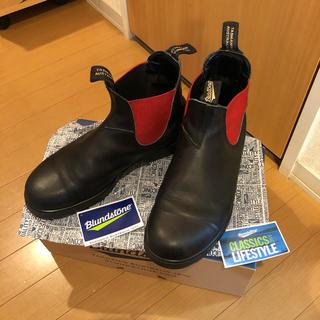 ブランドストーン(Blundstone)のブランドストーン UK9 赤(ブーツ)