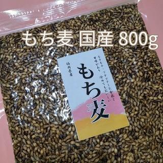 もち麦 ☆生産者直売☆ 800g(米/穀物)