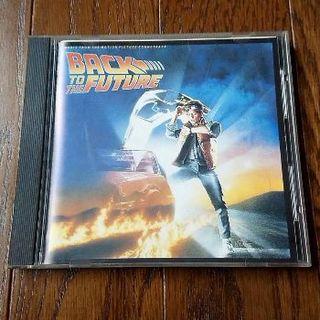 【CD】バック・トゥ・ザ・フューチャー ~オリジナル・サウンドトラック~(映画音楽)