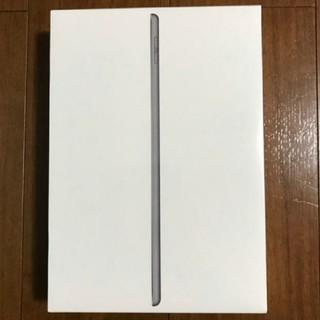 アイパッド(iPad)の[新品未開封] iPad 10.2インチ 128GB Wi-Fi スペースグレイ(タブレット)