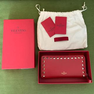 ヴァレンティノ(VALENTINO)のヴァレンティノ 未使用 長財布(長財布)