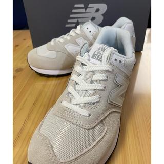 New Balance - [新品]ニューバランスWL574EW 24.0 ホワイト