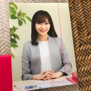 エーケービーフォーティーエイト(AKB48)の★非売品企業物 指原莉乃 クリアファイル★(女性タレント)