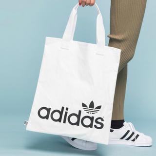 アディダス(adidas)のアディダス ショッパー アディダスオリジナルス 新品(トートバッグ)