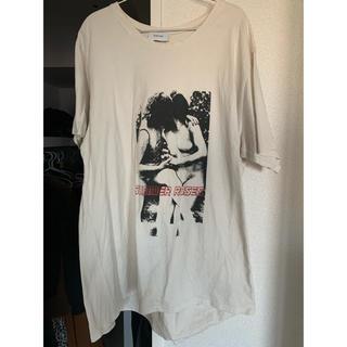 RHUDE ルード Tシャツ(Tシャツ/カットソー(半袖/袖なし))