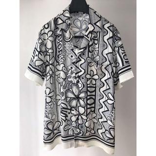 ディオール(Dior)の【DIOR】ステューシーコラボ シャツ(シャツ)