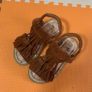 ブランシェス(Branshes)のSARA様専用★サンダル15cm 2足セット(サンダル)