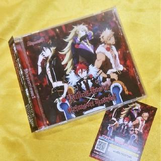 Falling Roses × Crimson quartet -深紅き四重奏-(アニメ)