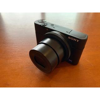 ソニー(SONY)のSONY Cyber−Shot RX DSC-RX100(コンパクトデジタルカメラ)