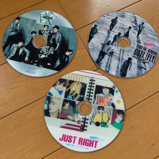 GOT7 dvd 3枚セット(K-POP/アジア)