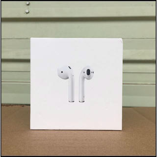 Apple - ●送料無料●完全ワイヤレスイヤホン●新品●Apple AirPods 第2世代