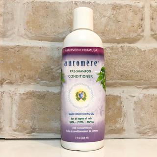 auromere - auromere オーロメア プレシャンプーコンディショニングオイル