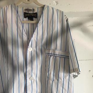 エンジニアードガーメンツ(Engineered Garments)のUSED○ベースボールシャツ(シャツ)