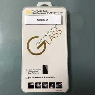 Galaxy S6 高級 ガラス保護フィルム(保護フィルム)