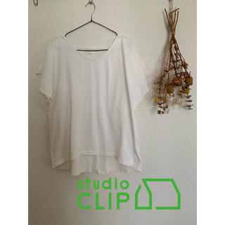 スタディオクリップ(STUDIO CLIP)のTシャツ カットソー(Tシャツ(半袖/袖なし))