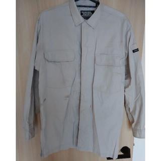 トライチ(寅壱)の寅壱 作業服 メンズ Mサイズ(Tシャツ/カットソー(七分/長袖))
