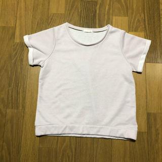 ジーユー(GU)の女の子半袖(Tシャツ/カットソー)