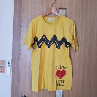 ピーナッツ(PEANUTS)のPEANUTS チャーリーブラウン 半袖Tシャツ(Tシャツ/カットソー(半袖/袖なし))