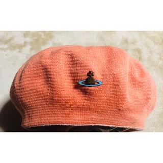 ヴィヴィアンウエストウッド(Vivienne Westwood)のVivienne Westwood ベレー帽❤︎激レア❤︎(ハンチング/ベレー帽)