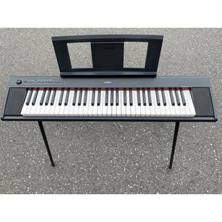 ヤマハ(ヤマハ)のヤマハ電子ピアノ、キーボード np12  2015年式(電子ピアノ)