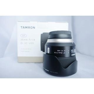 ニコン(Nikon)のタムロンSP 35mm F/1.8 Di VC USD ニコン用(レンズ(単焦点))