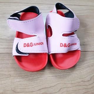 DOLCE&GABBANA - D&G サンダル 15