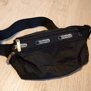 LeSportsac - レスポートサック LeSportsac ボディバッグ 黒 ブラック