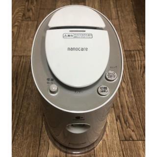 Panasonic - 【中古】Panasonic ナノケア スチーマー ゴールド EH-SA60